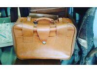 Vintage Brown case