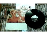 The Style Council – Life At A Top Peoples Health Farm, 12 inch single, released on Polydor.