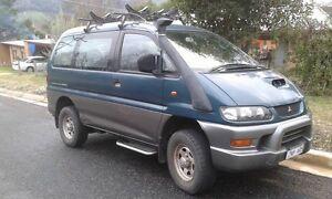 1998 Mitsubishi Delica Van/Minivan Mount Beauty Alpine Area Preview