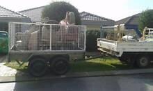 Tandom caged trailer bought brand new a yr ago Baldivis Rockingham Area Preview