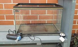 Water Filter and Fish Tank