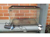 Fish Tank and Pump/Filter