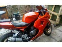 2006 hyosung gt125r