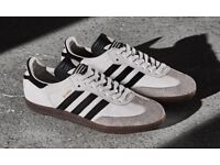 Adidas men's Samba OG Made in Germany sneakers size 11 UK