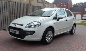 fiat punto 2010 only done 50k
