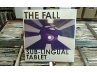 Brand new n sealed, The Fall – Sub-Lingual Tablet, double album, Indie Alternative Punk