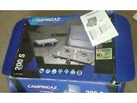 Campingaz 200s gas stove