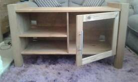 TV cabinet ( solid wood )