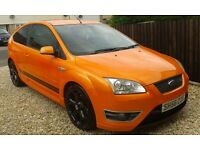focus st2 electric orange many upgrades hpi clear swap bmw 120d m-sport