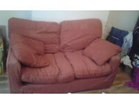 2 seater sofa in good condition, need it gone asap