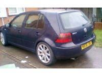 2000 VW MK4 GOLF GTI 1.8 TURBO 150BHP £450 TONIGHT ONLY