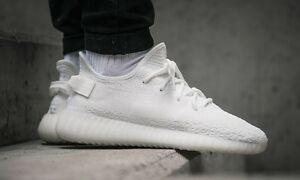Yeezy's Boost 350 Cream White Size 12 Bnib