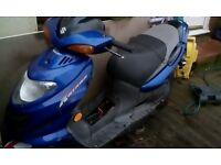 Suzuki AY 50 K3 moped spares or repair