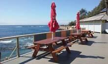 Australian Hardwood Timber Picnic Tables & Furniture - Aust. Wide Quorrobolong Cessnock Area Preview