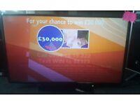 "Toshiba 43"" LED HD Freeview TV"