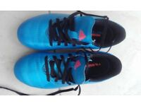 Messi Football boots (studs) size 2 - worn only twice !!!