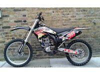 Rmz 250 2006 only £1500 not ktm crf yzf yz kx cr rm rmz250 klx kx250f kxf crf450 crf 250