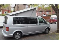 VW CAMPER CONVERSION, LWB, BRAND NEW TURBO , SLIDING DOORS BOTH SIDES