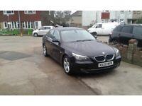 BMW, 5 SERIES, SPARES OR REPAIR