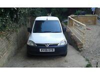Vauxhall Combo 06
