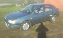 Automatic Nissan Pulsar Hatchback Low Ks Carlton Sorell Area Preview