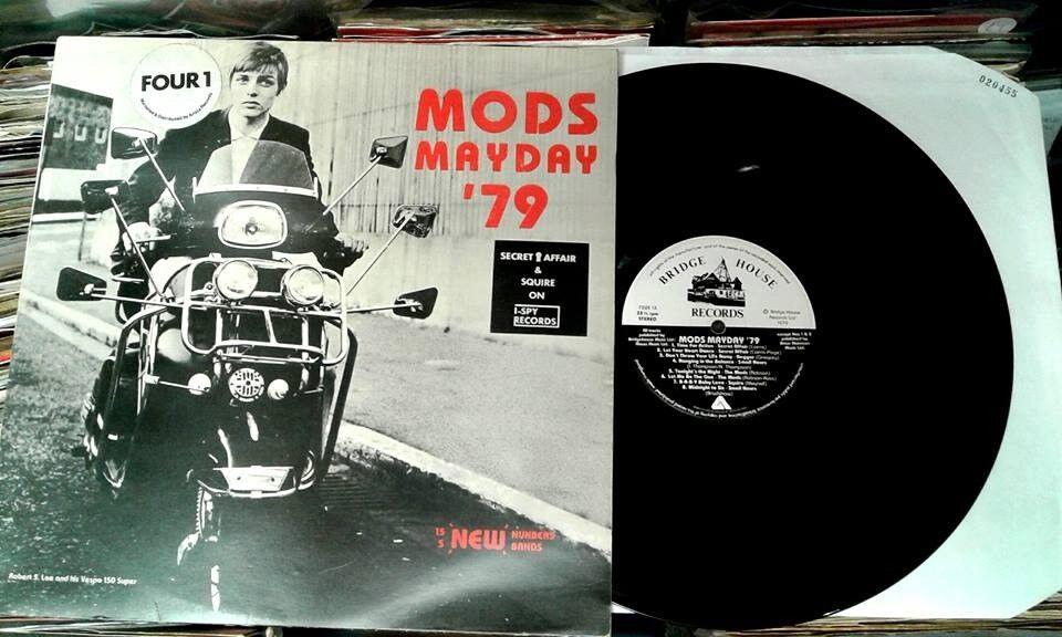 Various – Mods Mayday '79, VG, original pressing compilation, released in 1978, Mods Mod Revival