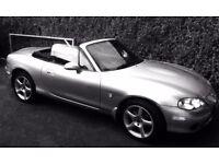Mazda Mx5 2001 106000 miles Summer Bargain.