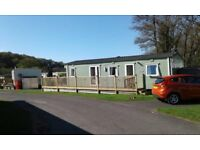 FIST CLASS STATIC CARAVAN, REDUCED FOR QUICK SALE