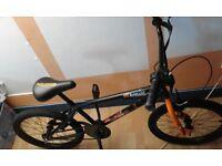 bmx bike - £60