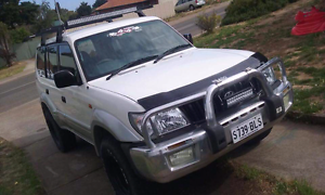 4x4 up for sale or swaps for family car Whyalla Norrie Whyalla Area Preview