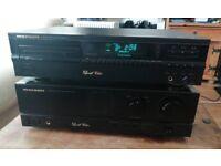 Marantz CD-52 Mk2 Special Edition CD & 44SE Amp Hi-Fi Separates