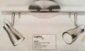 Jena spotlights from B&Q