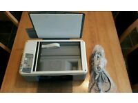 HP printer/scanner HPPSC 1410 with leads