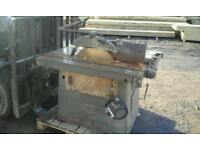 Table saw 3 phase