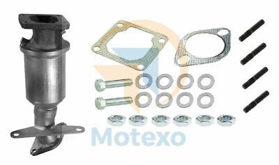 BM80174 Exhaust Diesel Catalytic Converter +Fitting Kit +2yr Warranty
