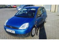 1.2 Ford fiesta - Low milage full service history/ immaculate condition well looked after car