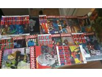 19 x Judge Dredd The Megazine