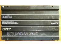 Legacy Series 4 1000w Amplifier