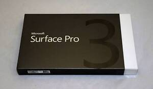 Brand new surface pro 3 I3 64GB Guildford Parramatta Area Preview