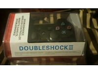 Ps3 wireless controller for sale new packed