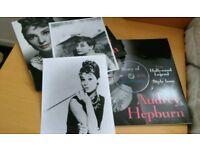 Audrey Hepburn DVD & items