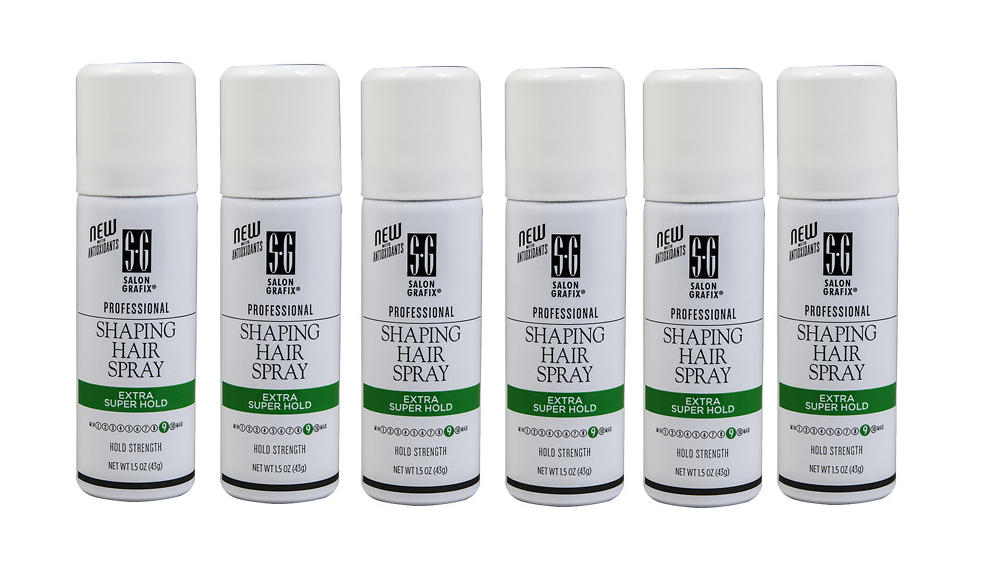 Salon Grafix Pro Shaping Hair Spray - Extra H
