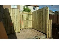 Fencing from £30 a meter get in touch for free quote