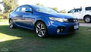 2010 Kia Cerato Coupe Wanneroo Wanneroo Area Preview