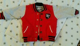 Baby winter jacket size 9-12 months