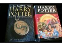 Harry potter 1st edition books (offers)