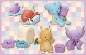 Japan exclusive Transform! Ditto collectible Pokémon figurines
