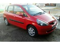 2003 Honda Jazz 1.4 i-DSI SE - Very Low Mileage