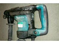 Makita hr3210c sds hammer drill