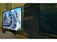 Samsung 43 inch Smart 4K Ultra HD HDR LED TV UE43KU6000 with built-in WIFI, quad core processor